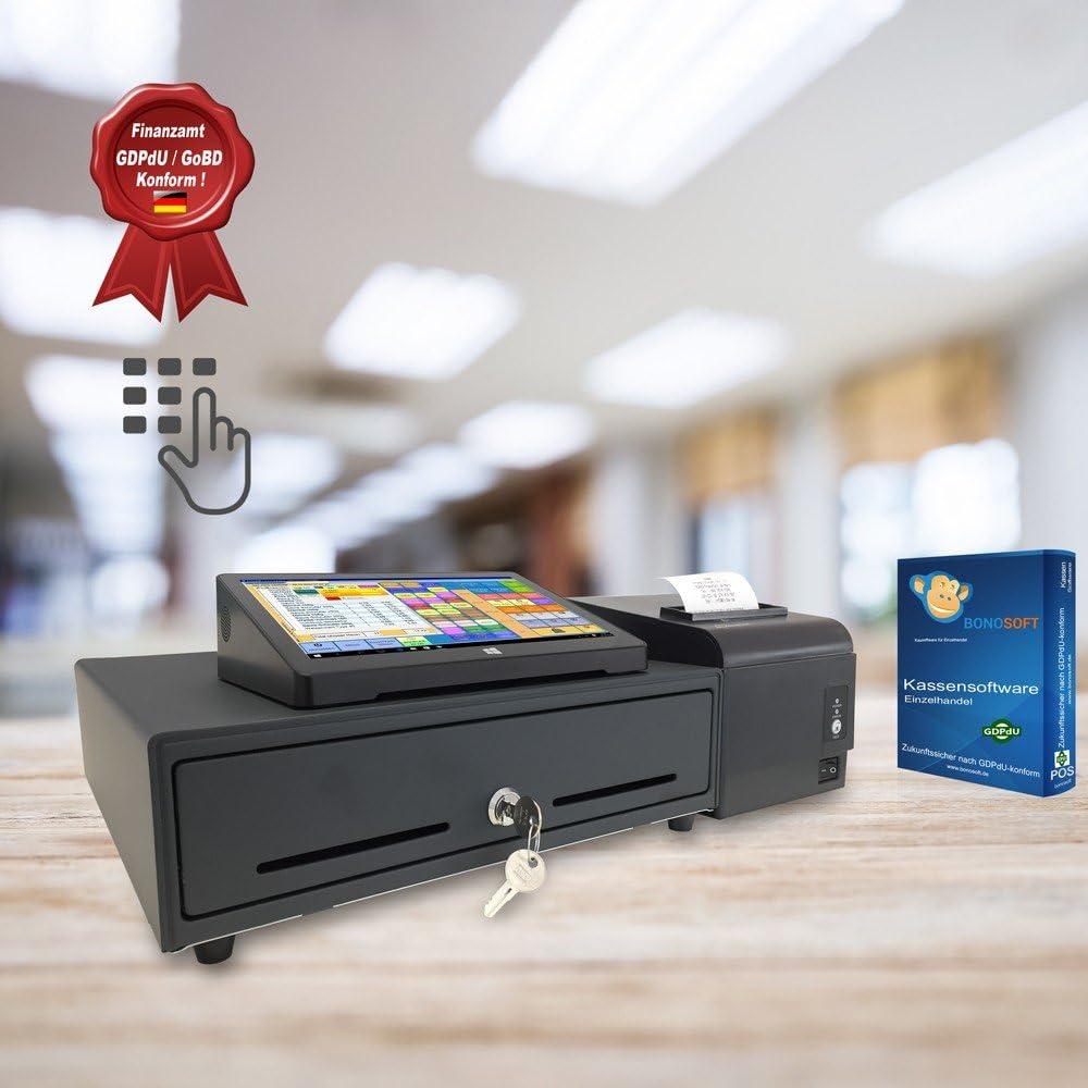 Mini Sistema de caja registradora (8.9 pulgadas) con Bono Soft – Cacerola de software: Amazon.es: Informática