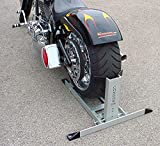 CONDOR Motorcycle Ultra Wide Cradle Kit for 230-360 for Trailer-only/Simple Chock