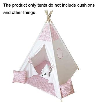 VingDy Kinderzelt Tipi für drinnen und draußen Spielzelt für Jungen ...