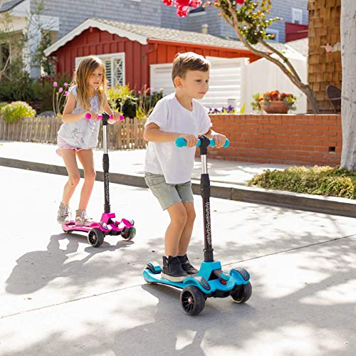 6KU Kids Kick Scooter review