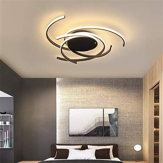 LY-JFSZ Luz de Techo, Habitaciones LED Lámparas de Techo Moderna ...