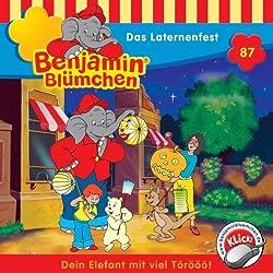 Das Laternenfest (Benjamin Blümchen 87)
