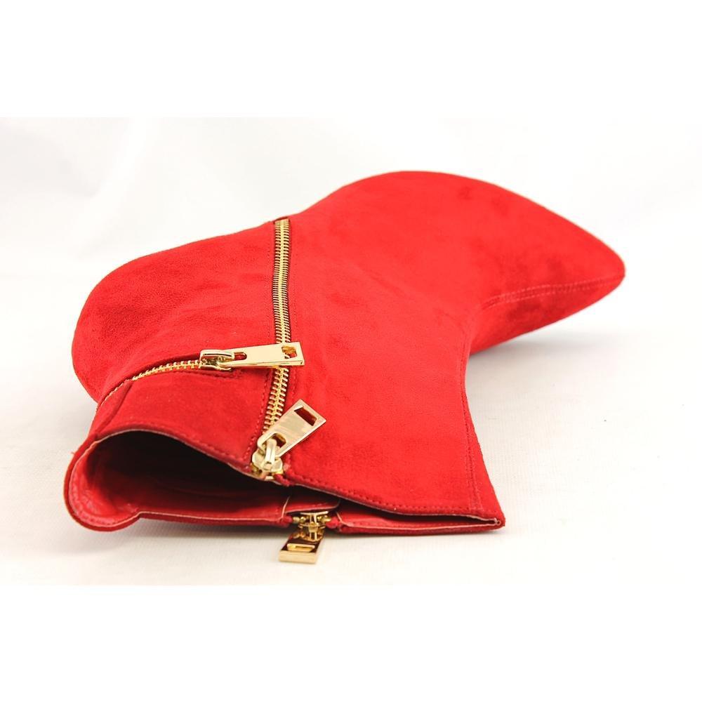 Bellini Women's Claudia Ankle Boot B013XDTTXE 7.5 M US|Red