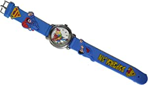 Kids Watch For Boys Analog Silicone - s001 , 2725607105085