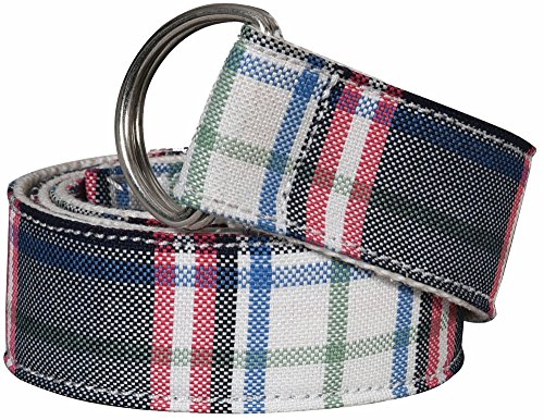 Equine Couture Amber Plaid Belt