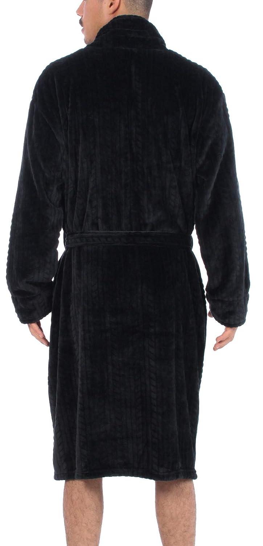 Amazon.com: Wanted - Kimono de forro polar para hombre: Clothing