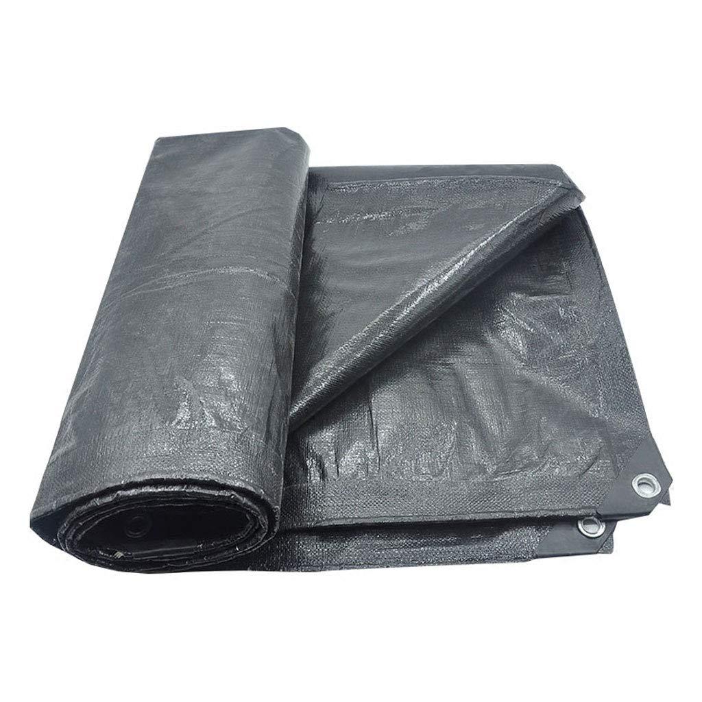 厚い防水布ブラック屋外サンシェード布サンスクリーンのプラスチック布のターポリン、様々なサイズ (サイズ (サイズ さいず 10m*20m) : 10m*20m) B07JF6SJN5 B07JF6SJN5 8m*12m 8m*12m, アクセサリーe-select:b7334bc6 --- mail.tastykhabar.com