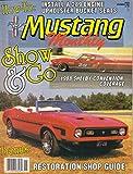 Mustang Monthly Magazine, November 1988 (Vol. 11, No. 9)