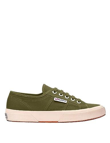 b65261ca785bc0 Superga 2750-cotu Classic, Chaussures de Gymnastique Mixte Adulte, Vert  (Green Capulet