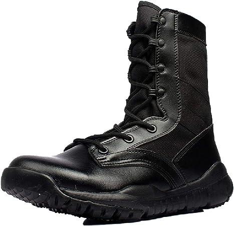Männer Alles Gelände Schuhe zum Wandern Military Boots Wüste