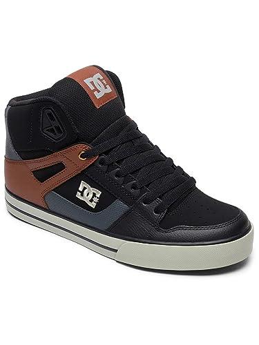 baskets mode dc shoes spartan high wc m shoe noir JuGAcZiQ