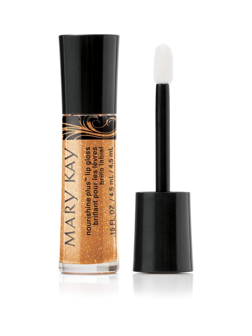 Mary Kay NouriShine Plus Lip Gloss: Beach Bronze