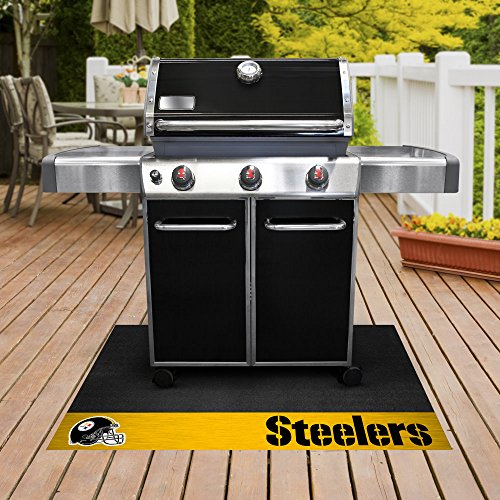 NFL - Pittsburgh Steelers Grill Mat