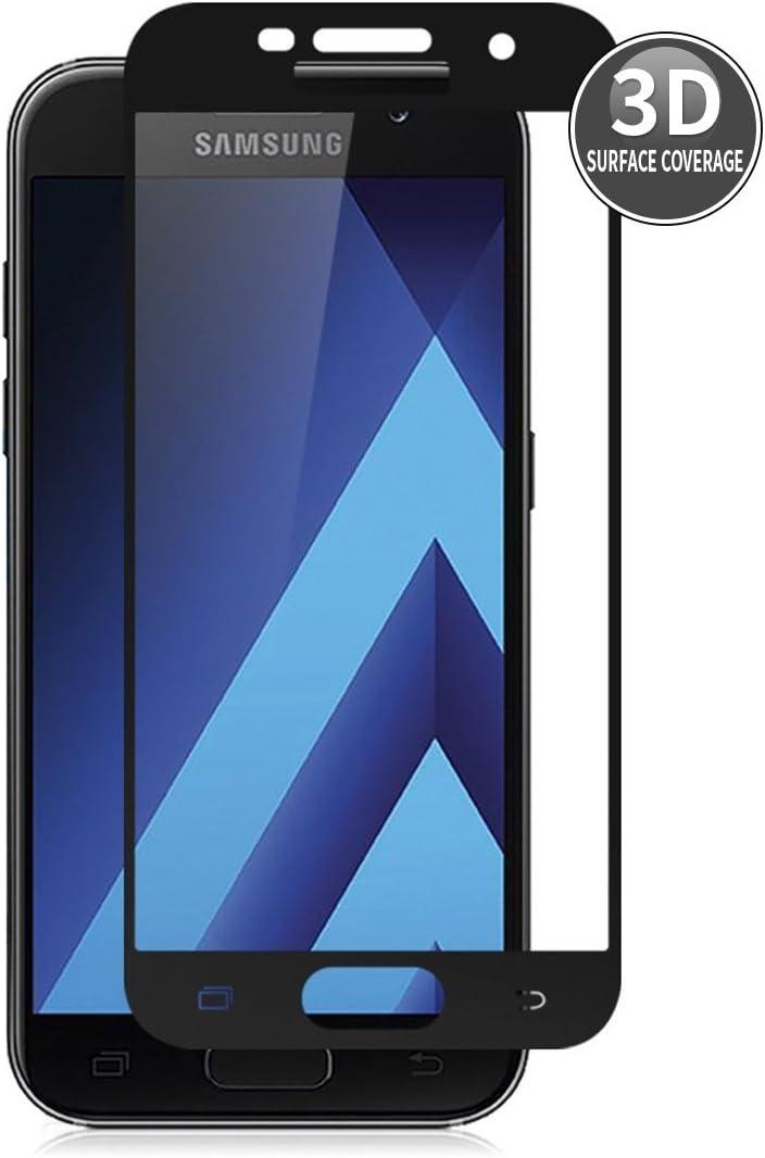Haute D/éfinition Anti-Rayures R/éponse Sensible Noir Installation sans Bulles ,Verre Tremp/é 3D, , E-Hamii Protecteur d/écran Compatible avec OnePlus 3