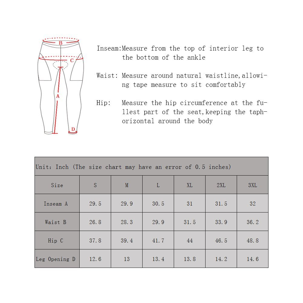 INBIKE Mens Winter Fleece Windproof Thermal Pants for Cycling Running Hiking Outdoor Multi Sports