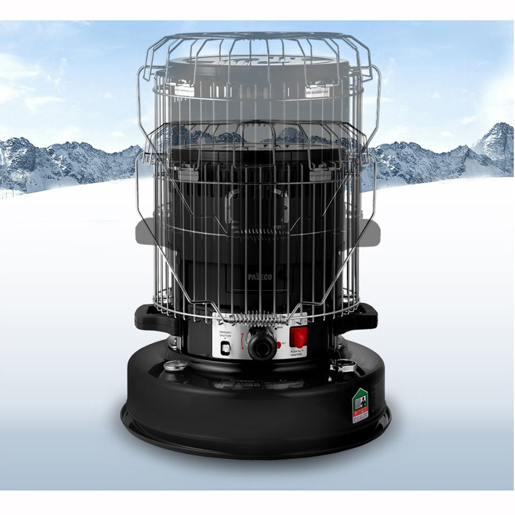 Amazon.com: PASECO Calentador de aceite Kerosene para ...