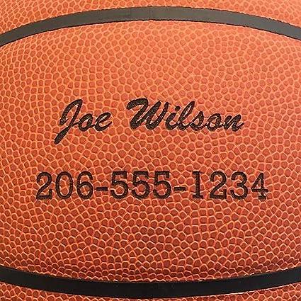 Pelota de Baloncesto personalizada - Bola de basket aprobada por ...