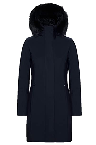 Rrd Winter Long Lady Fur T Nero