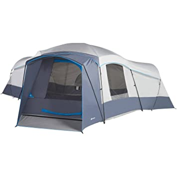 Spacious Family Sized 16-Person Weather Resistant Ozark Trail 23.5u0027 x 18.5u0027 Cabin  sc 1 st  Amazon.com & Amazon.com : Spacious Family Sized 16-Person Weather Resistant ...