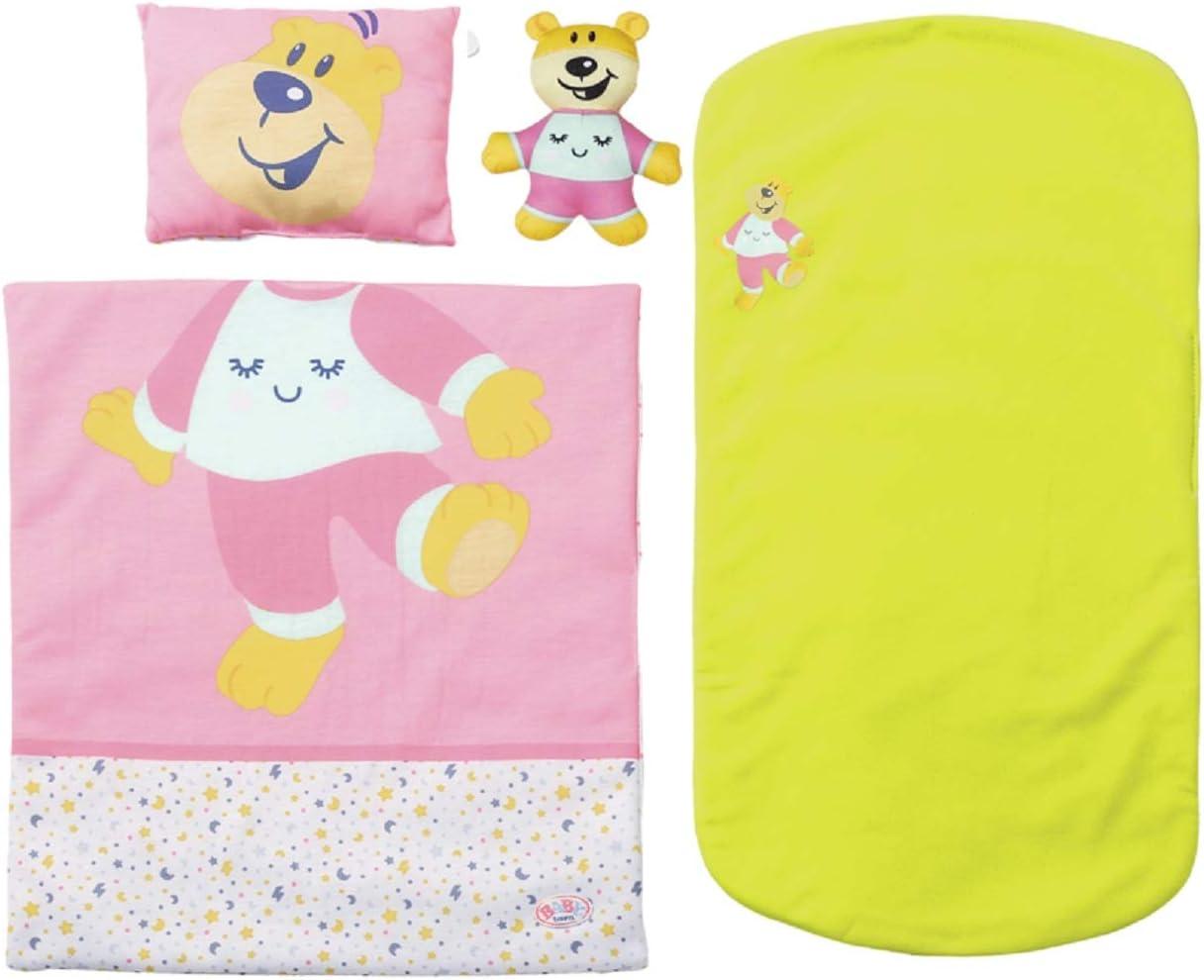 Multi BABY born 827420 Magic Bed Heaven Baby Dolls /& Accessories