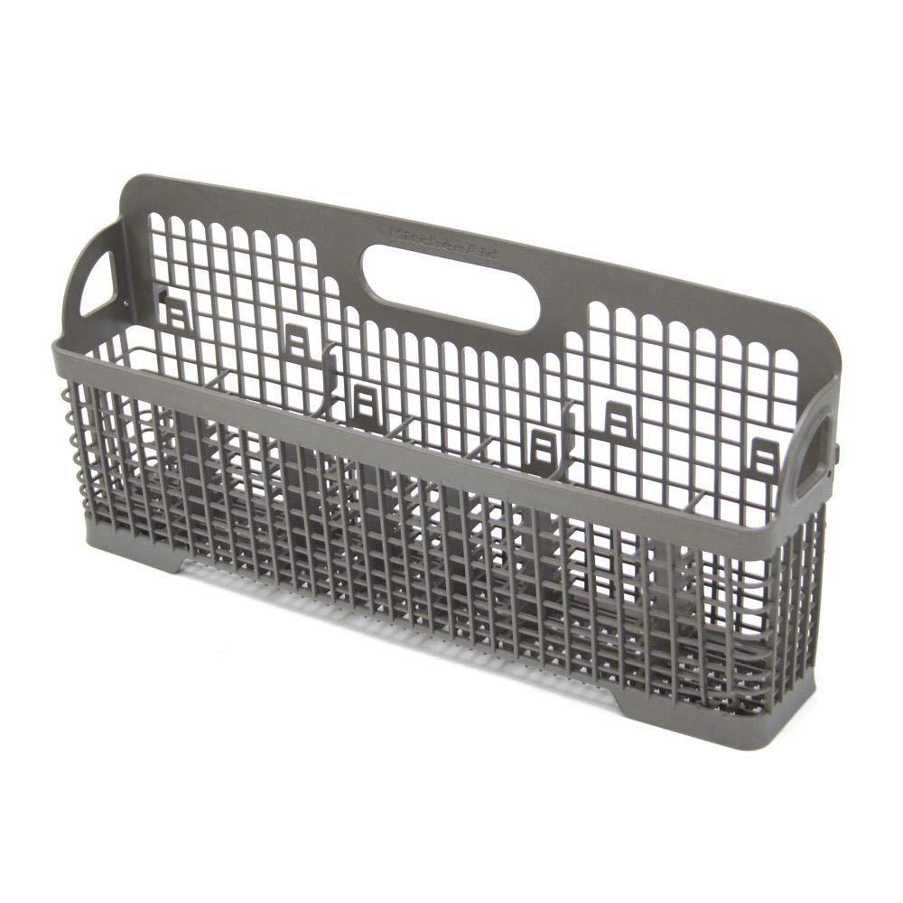 (RB) 8562043 Dishwasher Silverware Basket for Whirlpool KitchenAid Kenmore Maytag
