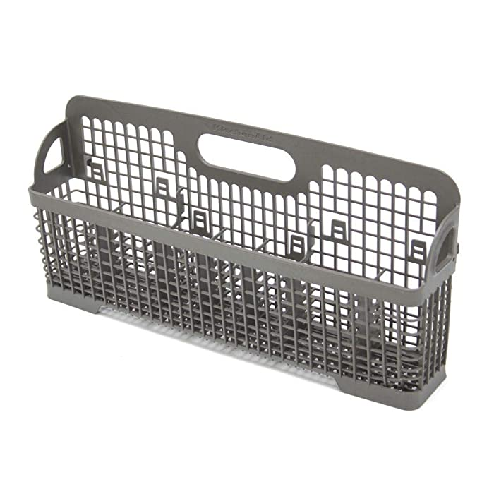 (RB) 8562043 Dishwasher Silverware Basket for Whirlpool KitchenAid Kenmore Maytag