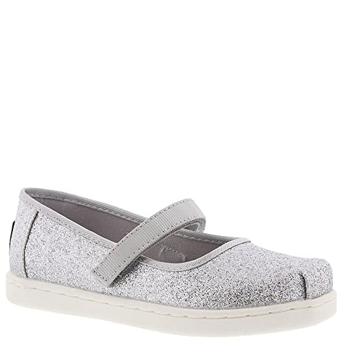 3adeda2d33eea TOMS Kids' 10010017 Mary Jane-K