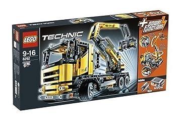 Technic Construction De Motorisé Le 8292 Camion Lego Jeux Élévateur 4RAjLq35