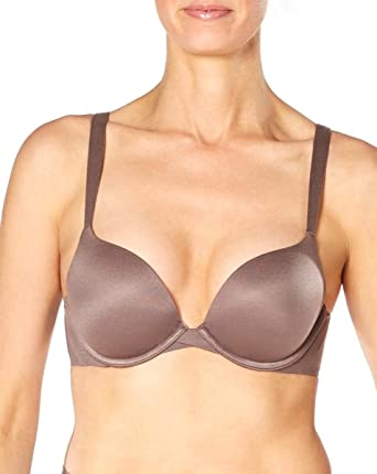 a1e01ce7da Image Unavailable. Image not available for. Color  SPANX Pillow Cup  Signature Push-up Plunge Bra ...