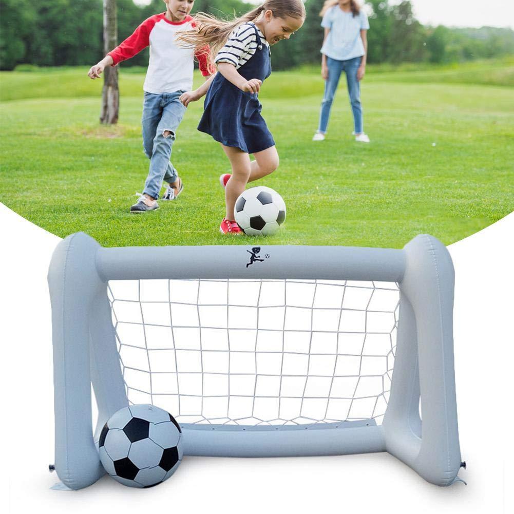 shantan Balón de fútbol para niños, 110 cm, Juego de fútbol ...