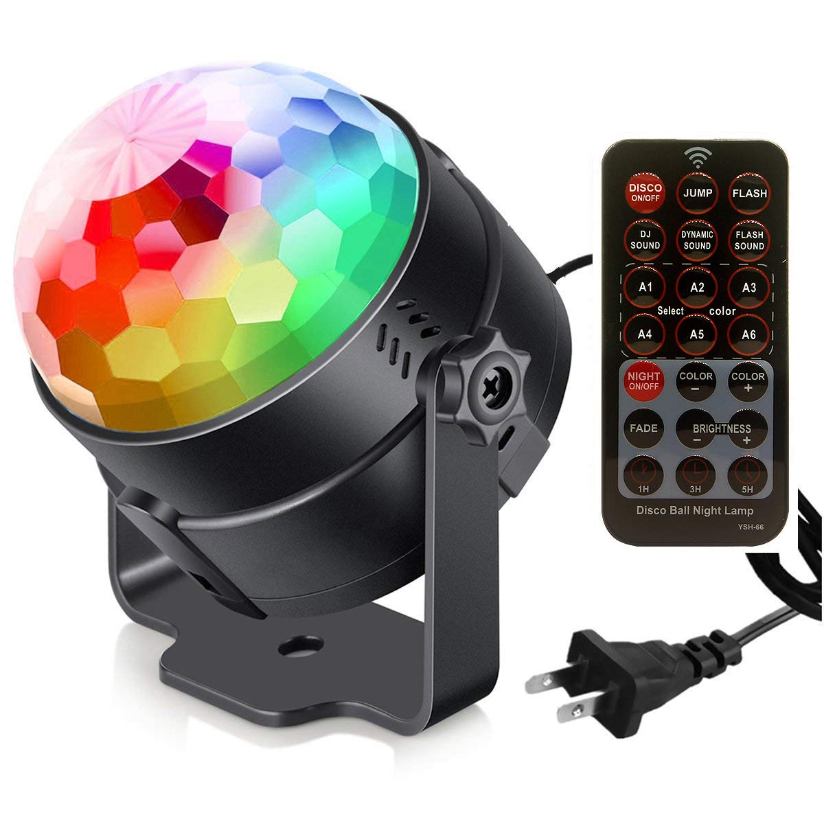Great led disco light