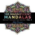 Mandala Coloring Book: 100+ Unique Ma...