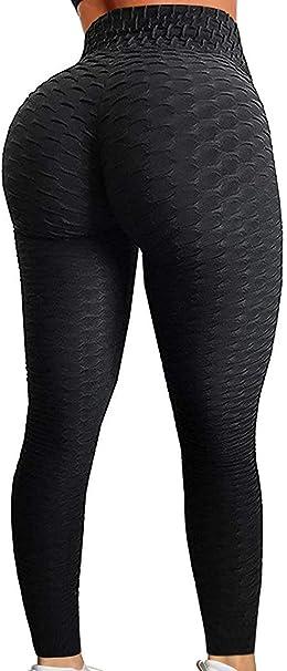 Amazon.com: HISMIS - Leggings ajustados para mujer, con ...