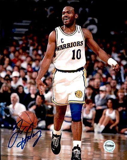 competitive price 01924 e97da Tim Hardaway Autographed Signed 8x10 Photo Fsg Golden Sate ...