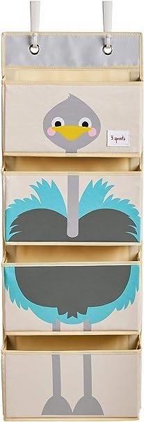 Rangement Mural Enfant Autruche 3 Sprouts Amazon Fr Cuisine Maison