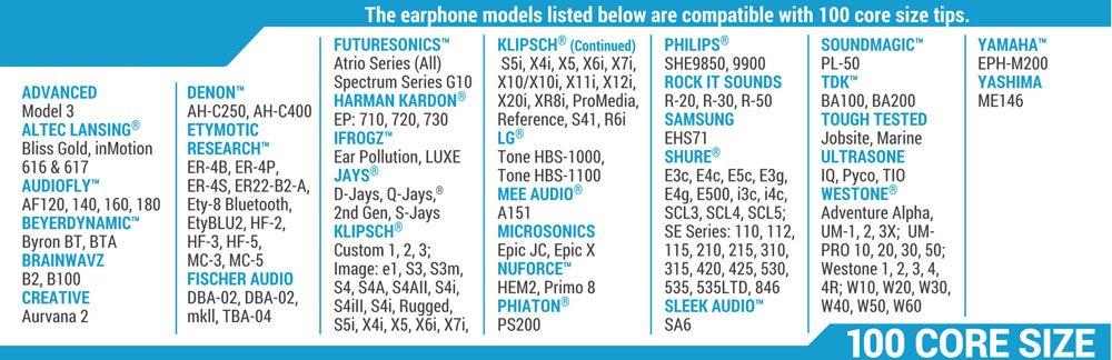 Comply T500 M-Audio Yamaha Almohadillas de espuma tama/ño L, 3 pares, color negro Digify Zune Ultimate Ears V-Moda compatibles con auriculares: Sennheiser
