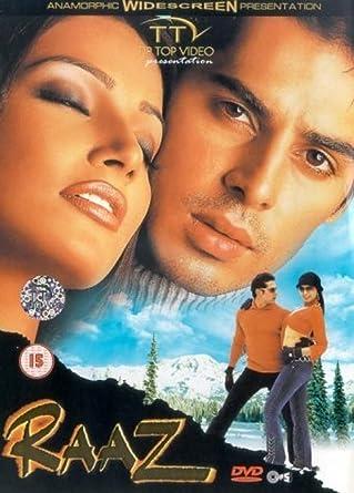 Amazoncom Raaz 2002 Hindi Horror Film Bollywood Movie