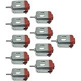 BEMONOC 130 Small Motor DC 3-12V Ultra High Speed DIY Hobby Remote Control Toy Car 10pcs