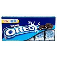 Oreo Original Sandwich Biscuits, 10 x 22g