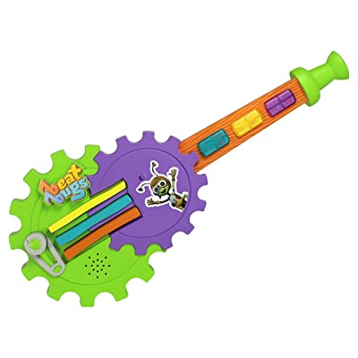 UPD Beat Bugs Band Crick's Guitar, Multicolor: Toys & Games