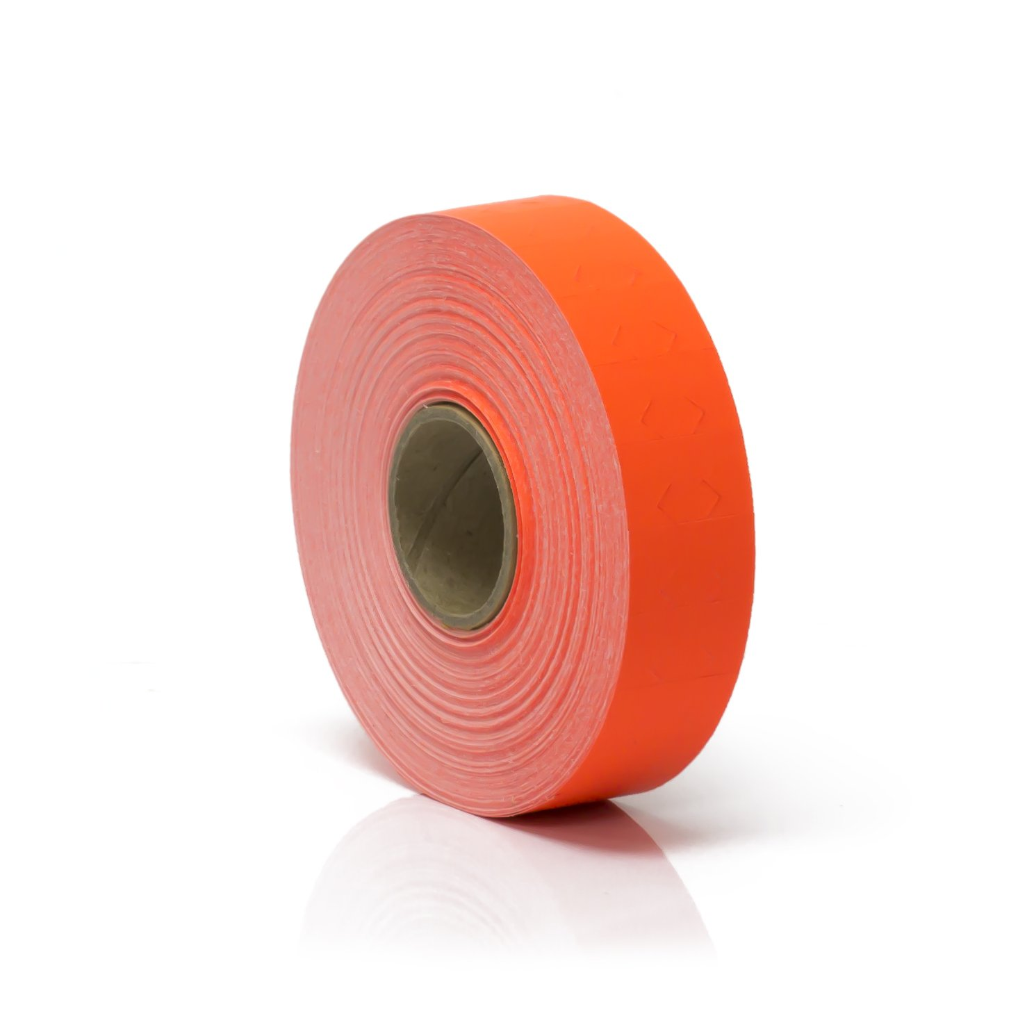 Monarch 1131 Compatible Labels - Fluorescent Red - 20,000 Labels - Pack with 8 rolls - Labels for Us by Labels for Us (Image #3)