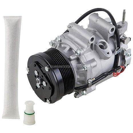 Premium calidad nueva AC Compresor y embrague con secador de a/c para Honda Civic