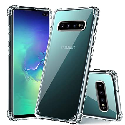 Amazon.com: Lontect - Carcasa para Samsung Galaxy S10 Plus ...