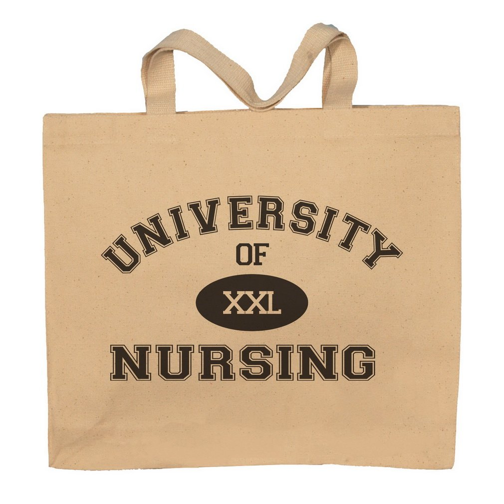 University Of XXL Nursing Assistants Totebag Bag