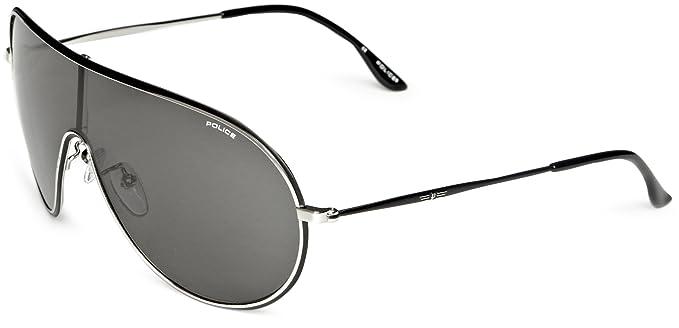Police S8639 0K07 - Gafas de sol para hombre estilo pantalla ...
