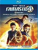 Fantastic Four + Fantastic Four 2 Rise Of The Silver Surfer (Bilingual) [Blu-ray + Digital Copy]
