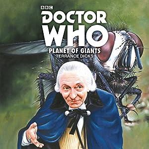 Doctor Who: Planet of Giants Audiobook