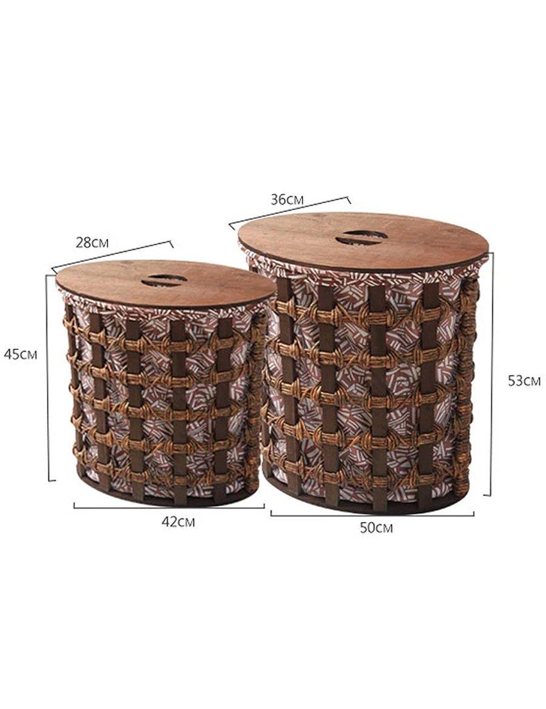 Schmutziger Kleidung-Speicher-Korb Tengbian, der mit Kleidung bedeckt wird Korb-Spielzeug-Speicher-Korb ( größe : 3 )
