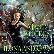 Magic Strikes: Kate Daniels, Book 3 | Ilona Andrews