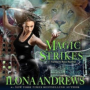 Magic Strikes Audiobook